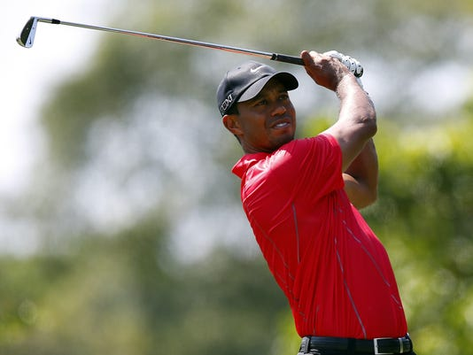 11 01 2012 Tiger Woods CIMB