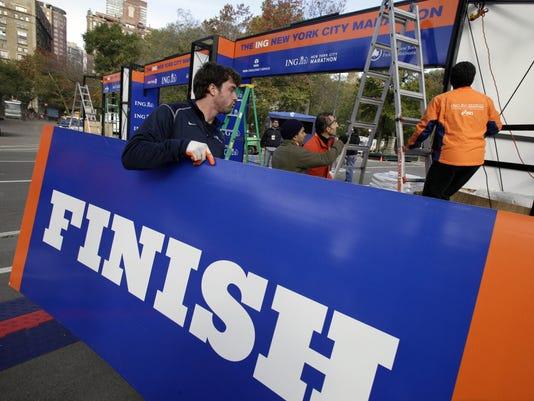 2012-11-01-new-york-marathon-preparations