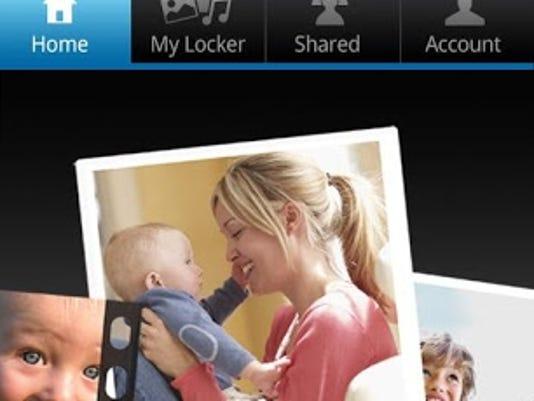 AT&T Locker app