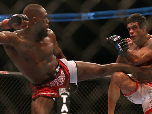 Jon Jones vs. Belfort