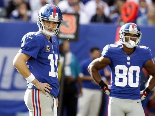 giants passing woes 11-5-12