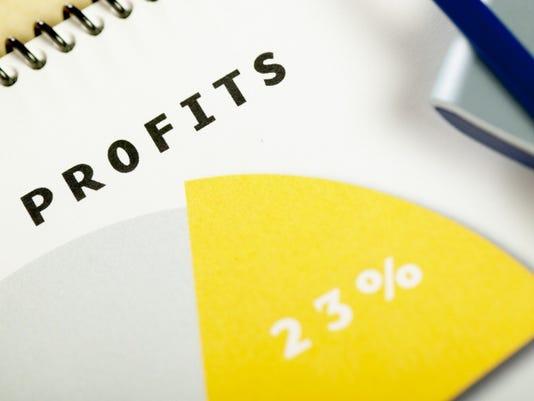 profits thinkstock