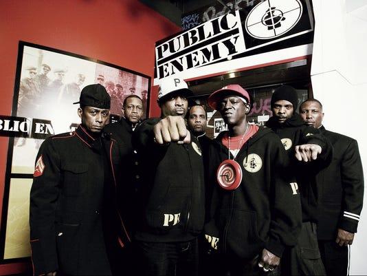 public enemy 25th
