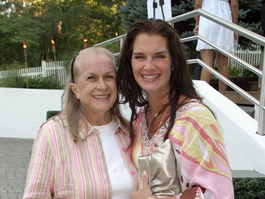 Brooke Shields mom