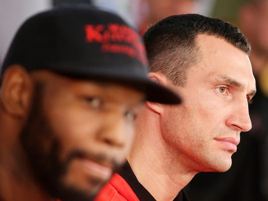 Klitschko and Banks