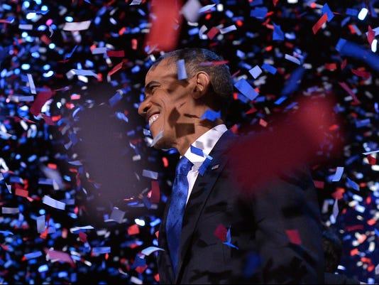 obama confetti