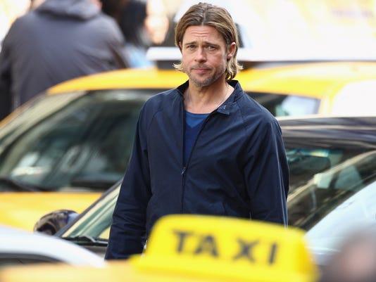 Brad Pitt Z