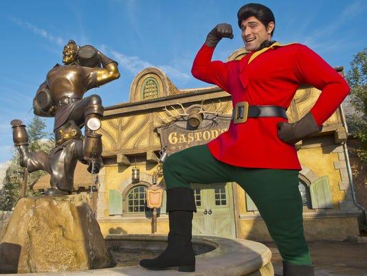 Fantasyland Gaston