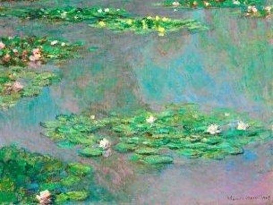 Monet Auction
