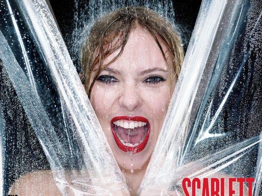 Scarlett Johansson V