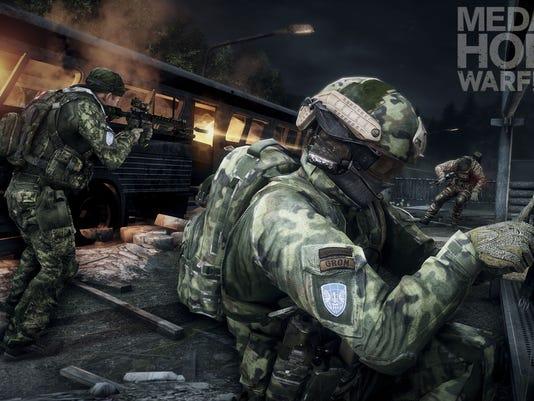 Navy Seals video game