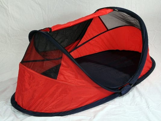 travel bed KidCo