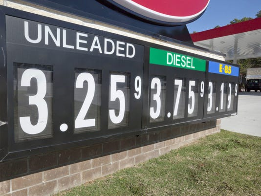 mideast gas prices