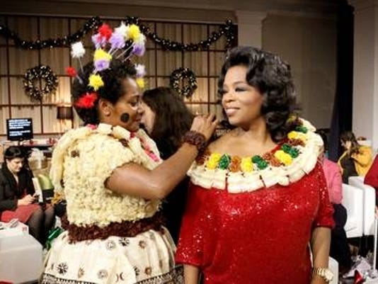 Oprah Fiji