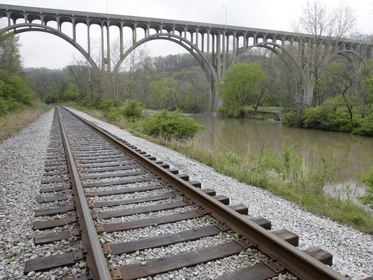 Ohio bridge bomb plot