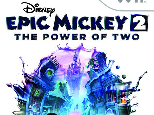 epic mickey 2 boxshot
