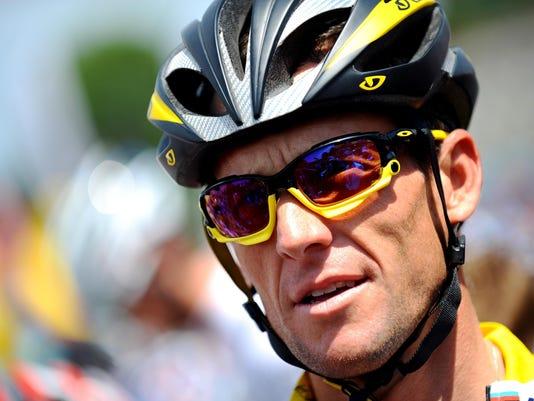 11/22/2012 Lance Armstrong 2009 TDF