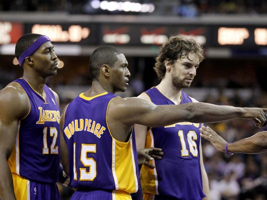 lakers offense