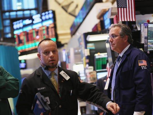 stock exchange floor november 2012