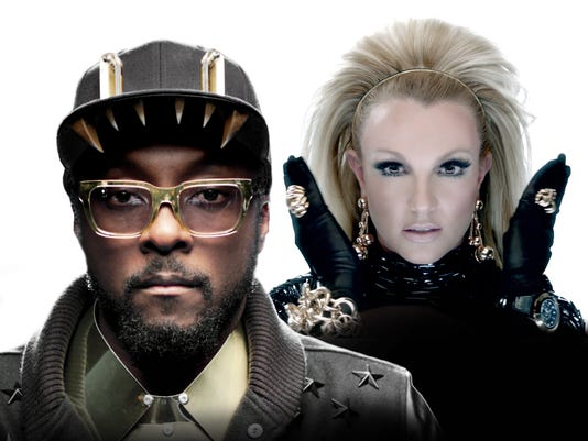 will i am britney spearsk