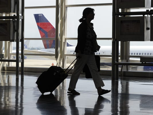 passenger washington reagan airport