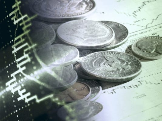 coins mutual funds charts economy thinkstock