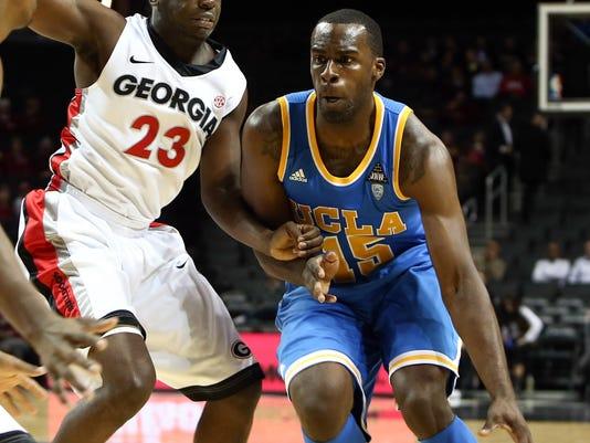 Shabazz Muhammad UCLA vs Georgia
