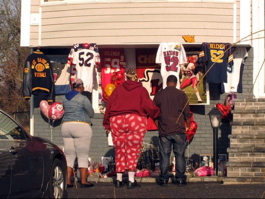 chiefs shrine