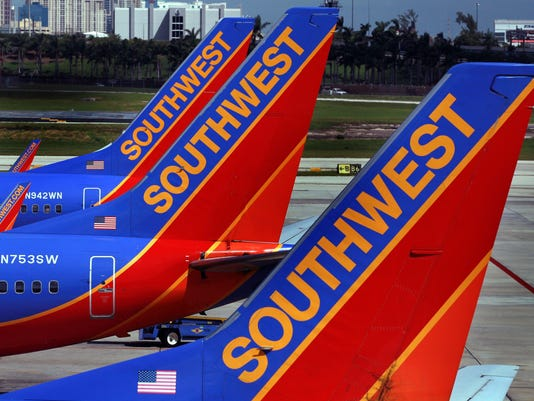 Southwest Airlines Ft. Lauderdale