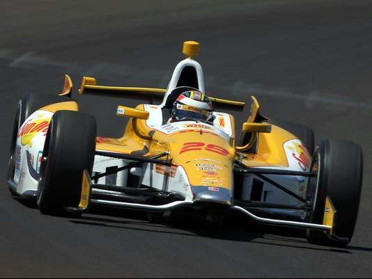 ryan hunter-reay 12-5-2012