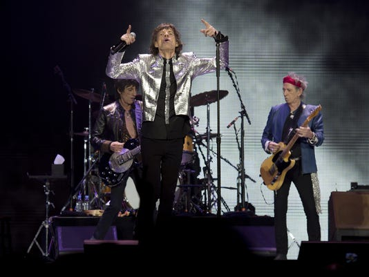 Rolling Stones London show