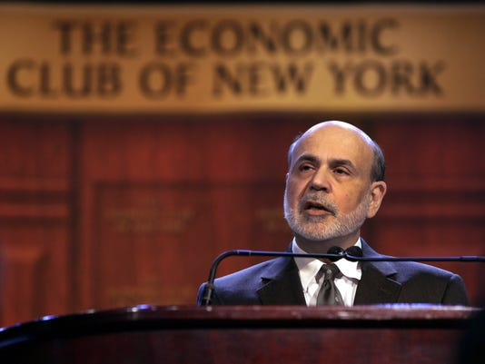 bernanke november 2012