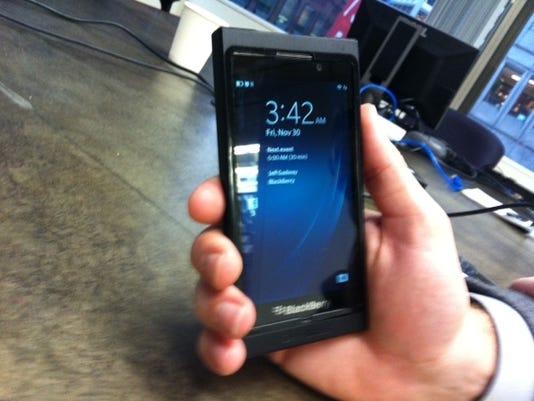 BlackBerry prototype