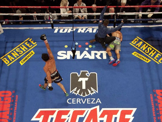 Marquez victorious
