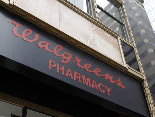 walgreens logo 2011