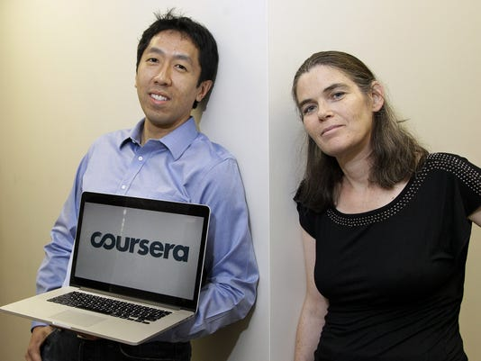 Your Say: Coursera