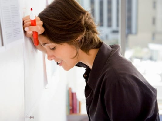 stress entrepreneurs holidays thinkstock