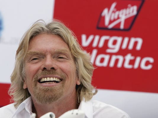 virgin atalantic branson