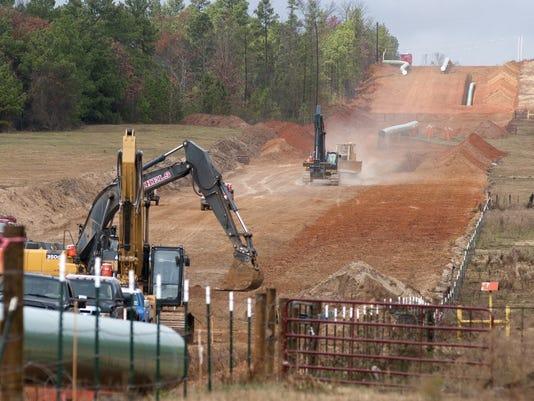 transcanada pipeline