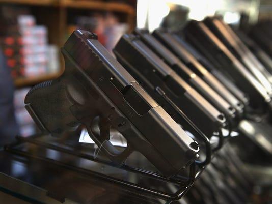 gun check