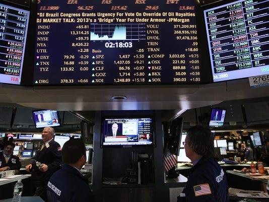 stocks floor december 12 2012