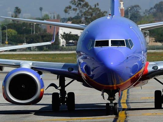 southwest boeing 737 los angeles 2011