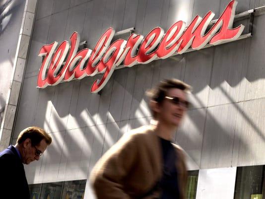 walgreens logo passersby 2012