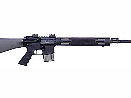 Bushmaster .223 caliber rifle