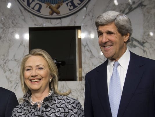 clinton kerry