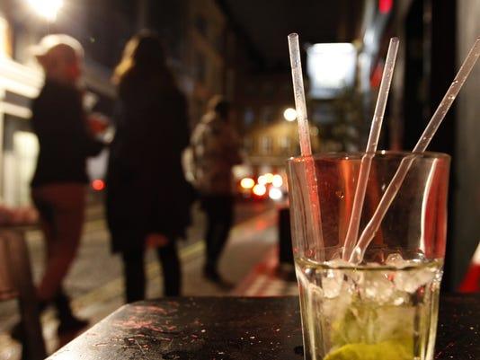 london drinking