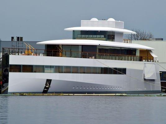 jobs yacht venus