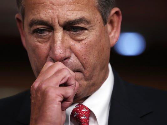 Editorial, Boehner