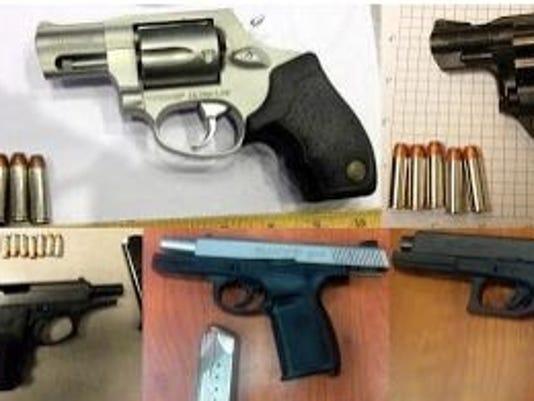 TSA guns