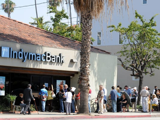 indymac bank failure